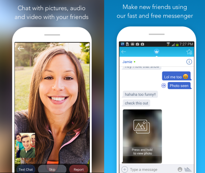 Best Apps like Omegle For Android