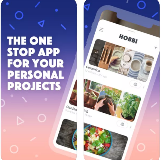 Facebook releases an app called 'Hobbi' similar to Pinterest