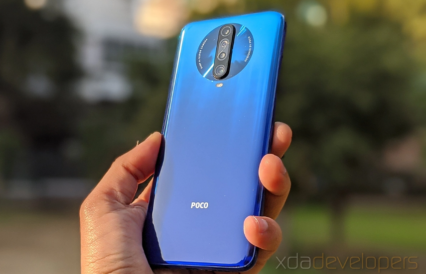 POCO to send the POCO X2 to custom ROM and kernel developers