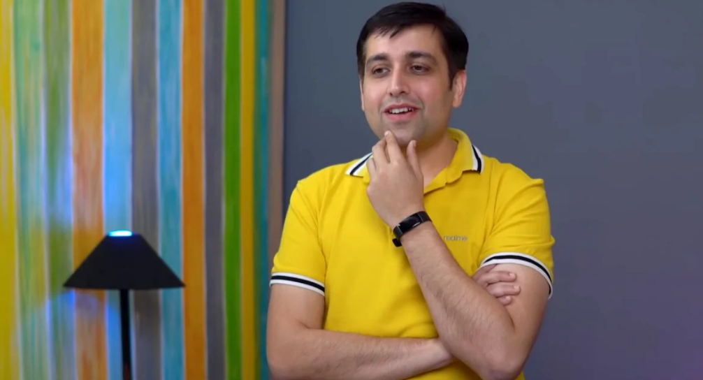 Realme Smart TV to Launch in India by April