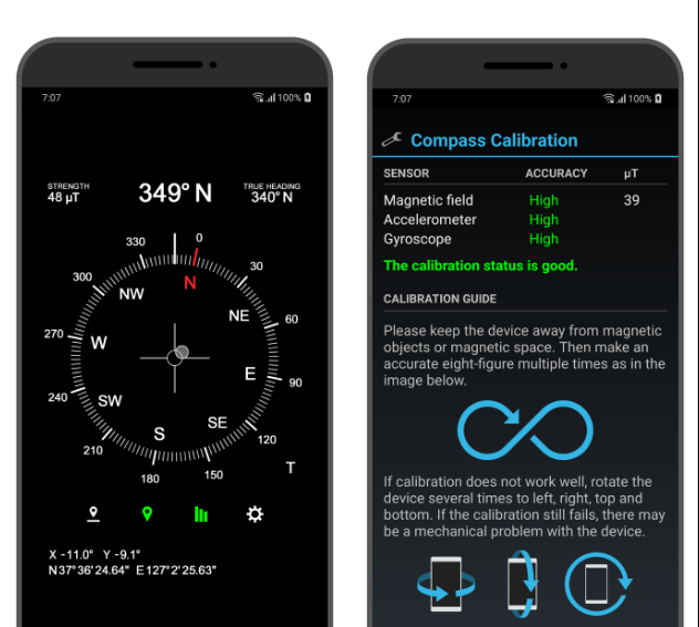 10 Best Free Compass Apps For Android