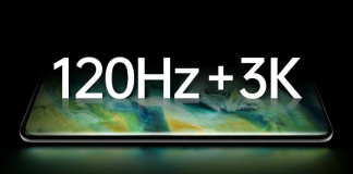 Oppo Find X2is teased to have a 3K resolution display with a 120Hz refresh rate