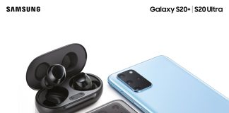 Samsung unveiled the Galaxy S20, S20 Plus and the S20 Ultra phones along with Buds+