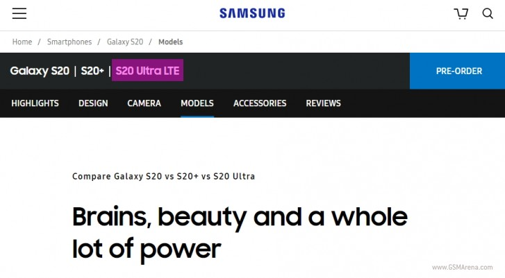 Samsung Galaxy S20 Ultra LTE model spotted