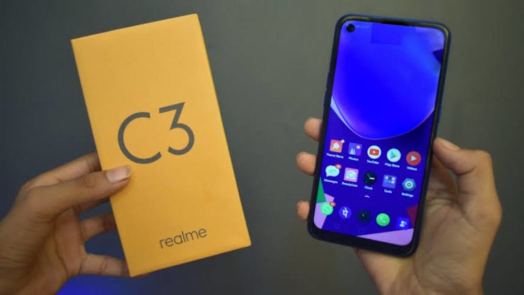 Realme C3 launched in India; Base model starts at