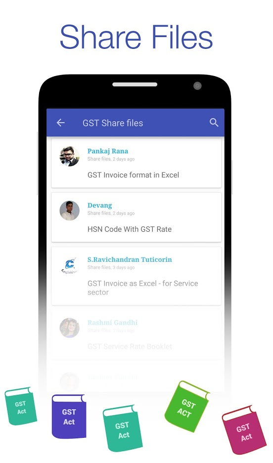 Free GST Apps for Android
