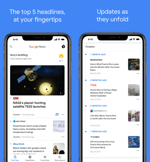 15 Best News Apps for iPhone