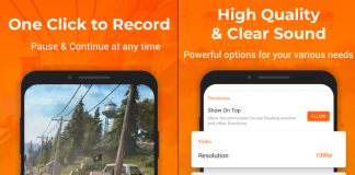 10 Best Screen Recorder for Android