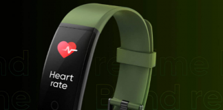 Realme Band specs revealed ahead of launch