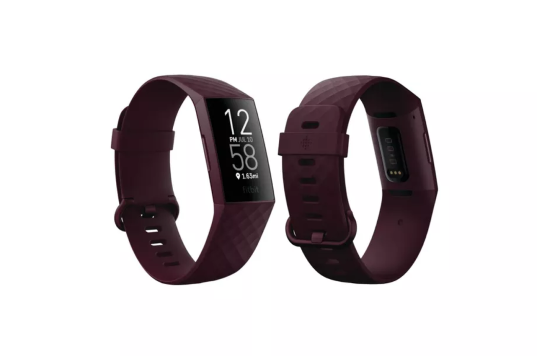 Fitbit's Charge 4 leak brings the same old design