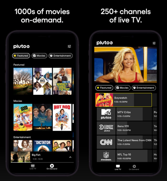 10 Best Free Movie Apps for iPhone in the US