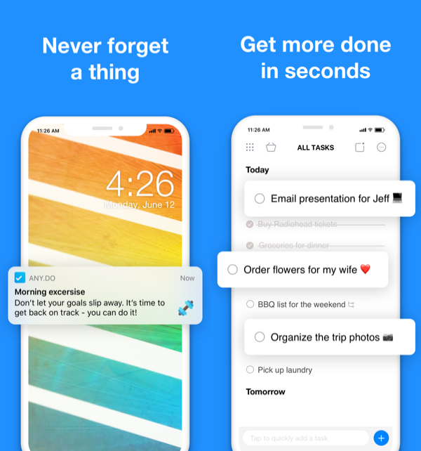 10 Best Free Reminder Apps for iPhone in 2020