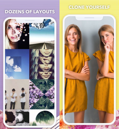 20 Best Free Photo Collage Apps for iPhone