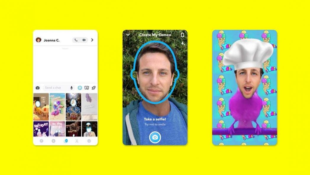 How to Use Cameos on Snapchat