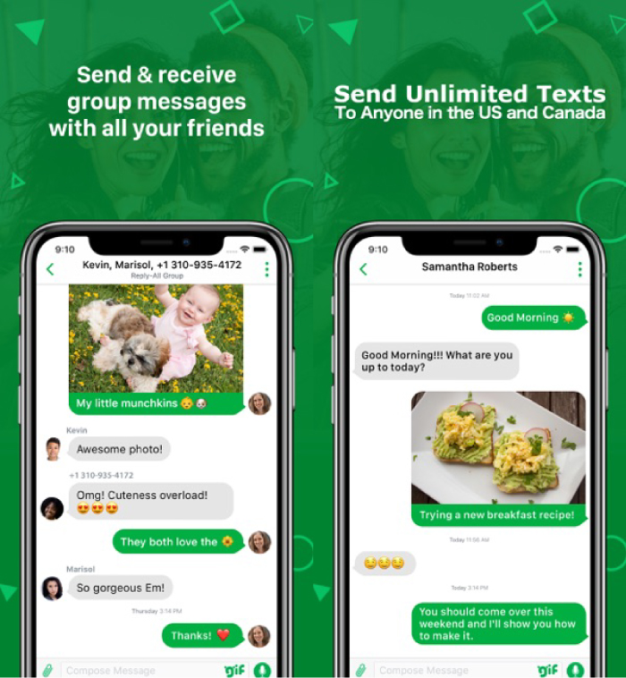 10 Best Free Texting Apps for iPhone in 2020