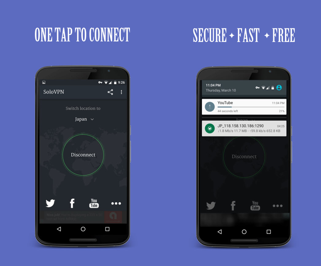 20 Best Free VPN for Android