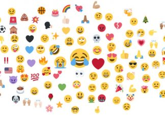 A list of most-used emojis in the World