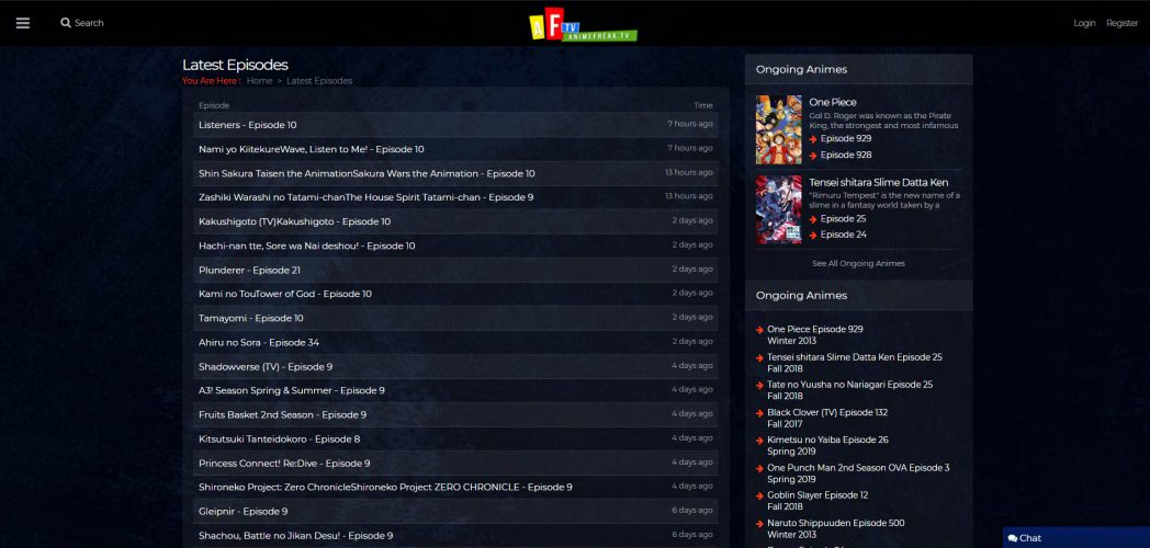 10 Best Anime Streaming Sites