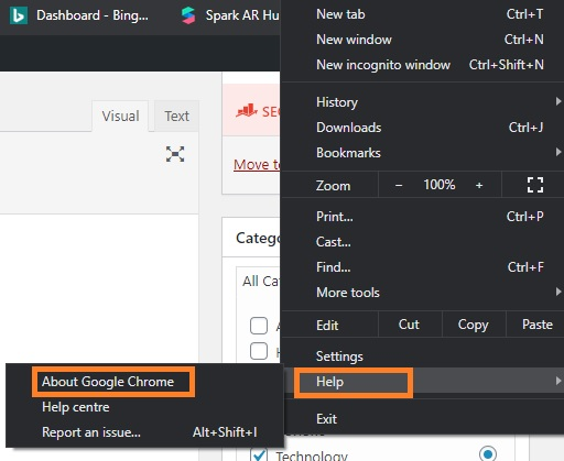 Fix PDF not Opening in Chrome