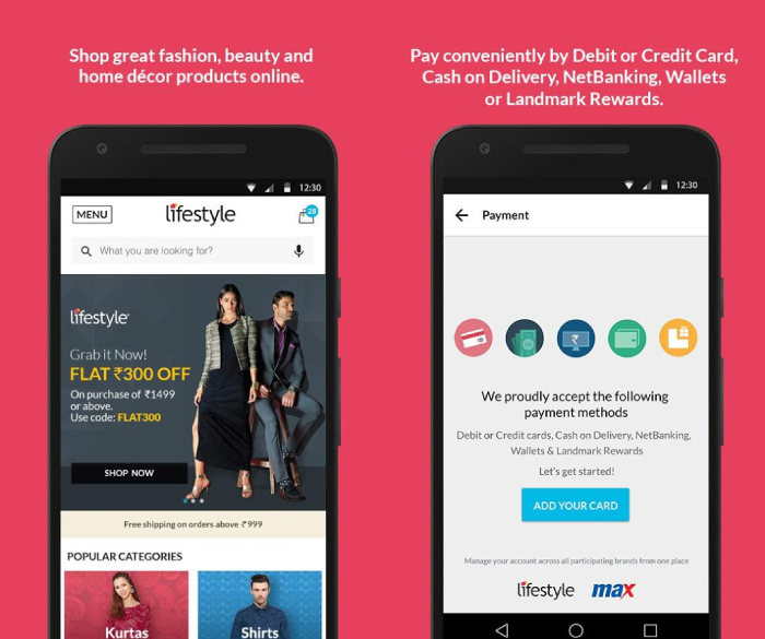 Best Fashion Shopping Apps in India