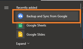 Fix Google Drive not Syncing on Windows 10