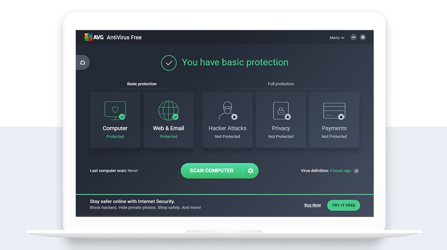 Top 10 Antivirus Software Free Download For Windows 10 PC