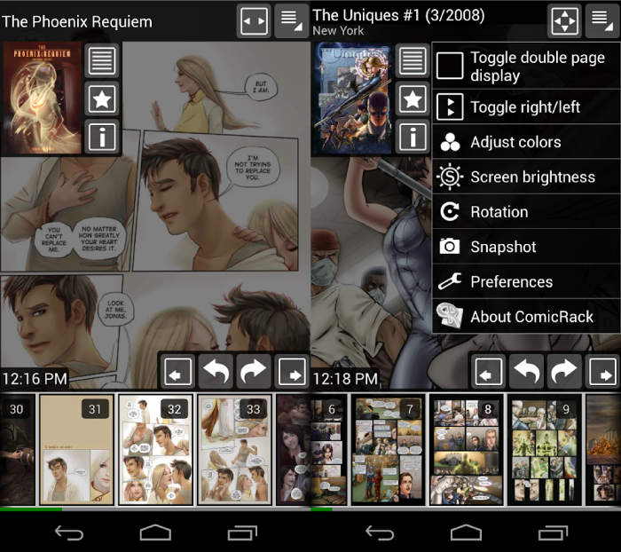 Best Manga Reader Apps for Android