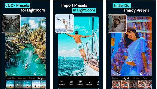 Best Presets App for Lightroom Mobile