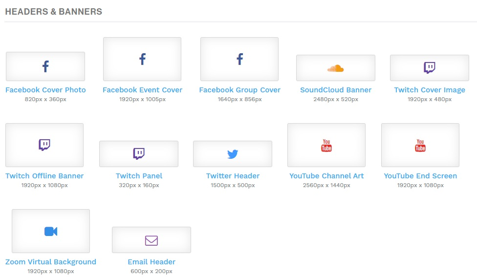 The Ideal Facebook Cover Photo Size Guide
