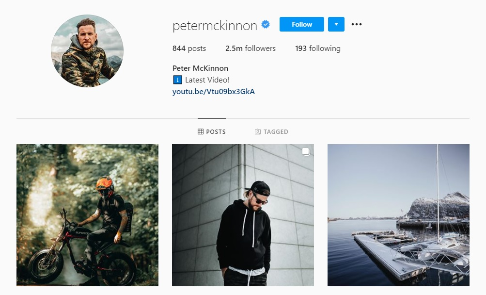 Best Instagram Profile Picture Size