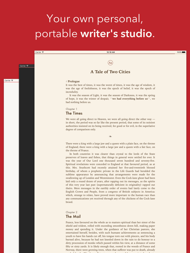 15 Best iPad Apps for Writers