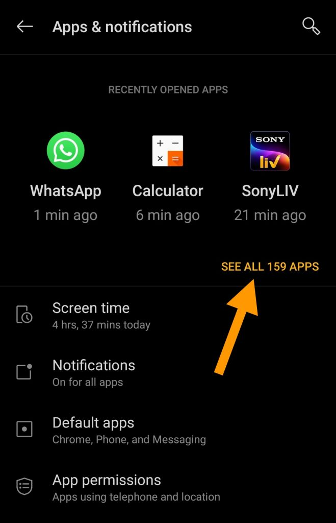 How to Clear Cache in OnePlus 6T
