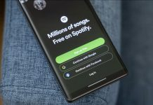 Spotify now lets you log in with your Google account