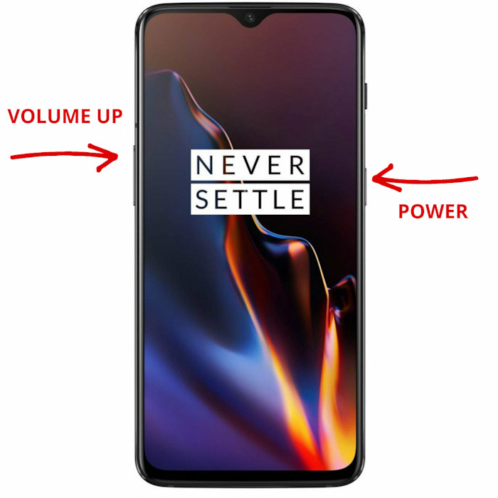 How to Reboot OnePlus 6T If Screen Freezes or Won't Respond