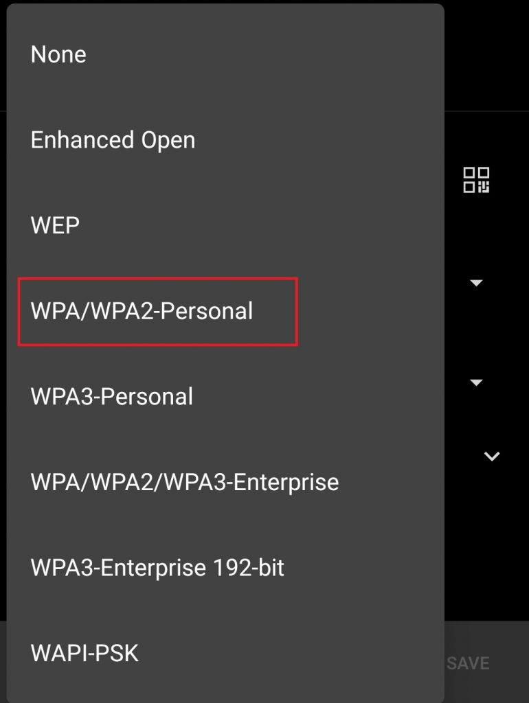 Fix Wifi Authentication Problem on Android