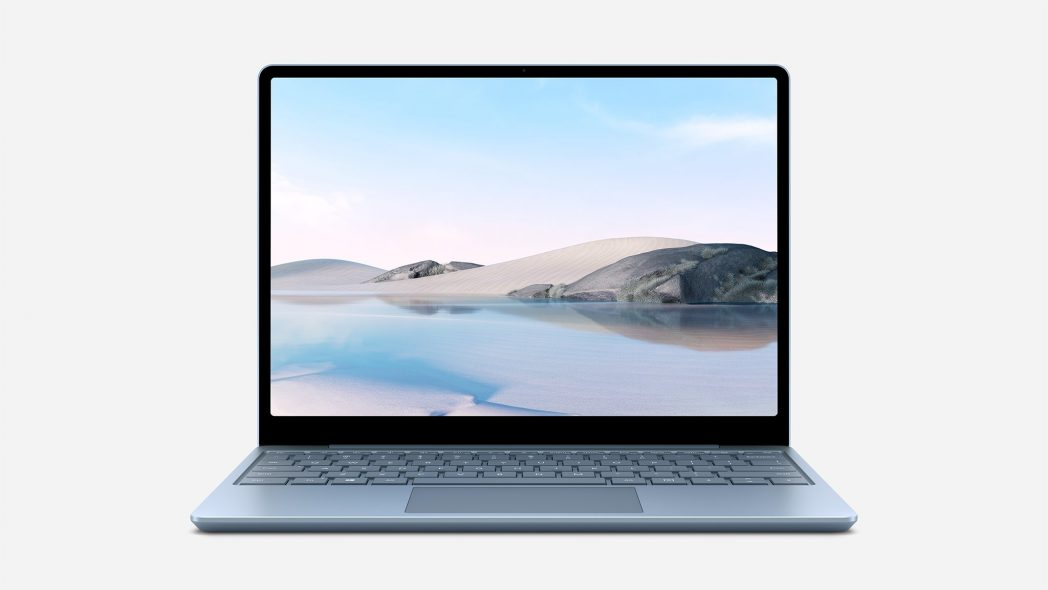 MacBook Air Gets a Competitor in the Form of Surface Laptop Go
