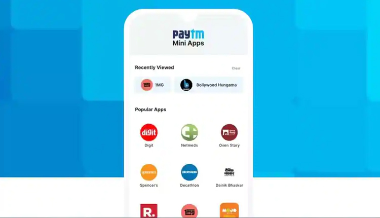 Paytm unveils its Mini App store to counter Google's 30% levy on transactions