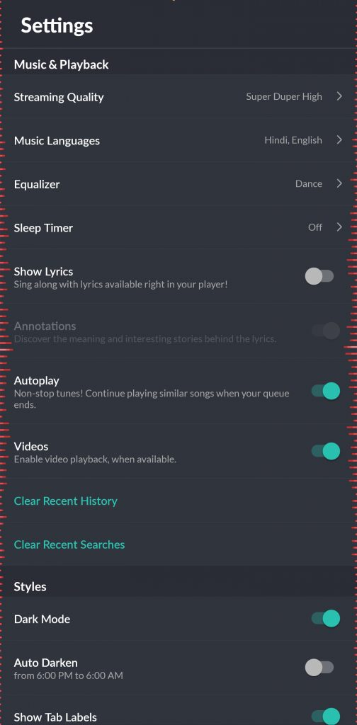 Turn Off Music Automatically
