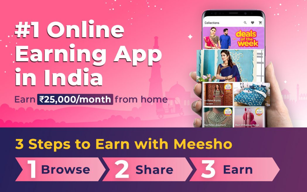 Apps to Earn Money in India