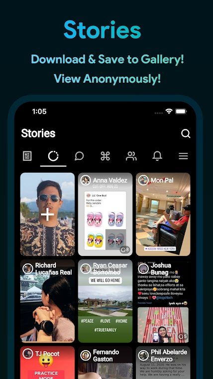 How to Download Facebook Stories