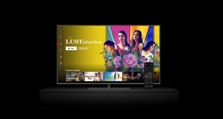 Netflix Plans India Yearly & Monthly