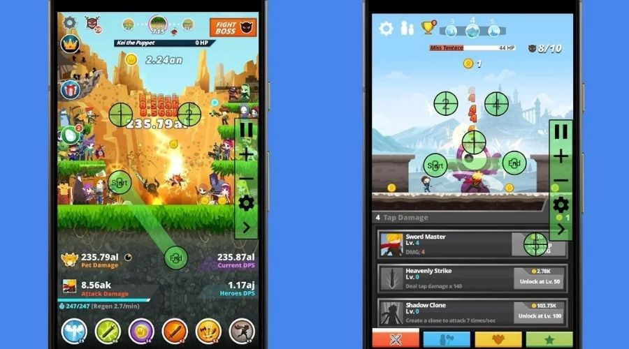 Best Auto Clickers For iPhone & Android